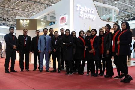 Tehran International Exhibition of Car Industry-2016